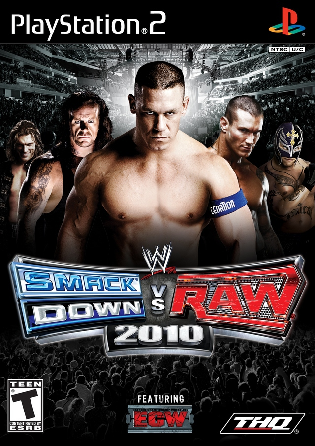 WWE: Smackdown Vs Raw 2010