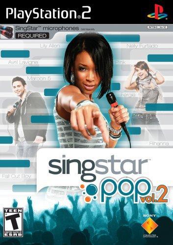 SingStar: Pop Volume 2