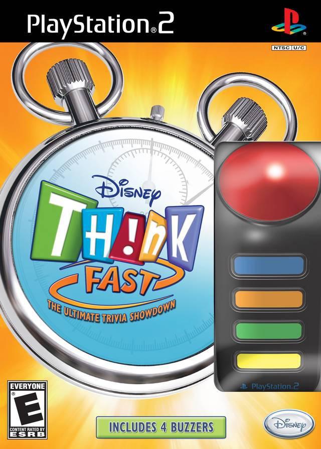 Disneys Think Fast