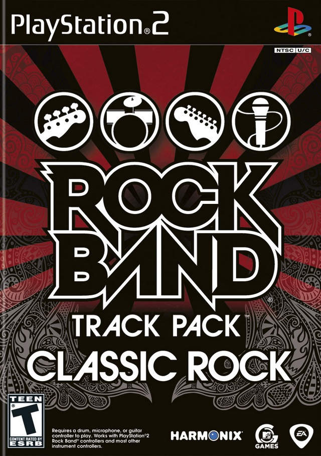 Rock Band Classic Rock