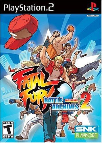 Fatal Fury: Battle Archives