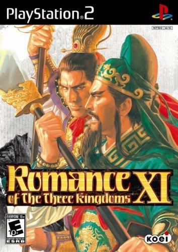 Romance Three Kingdoms XI 11