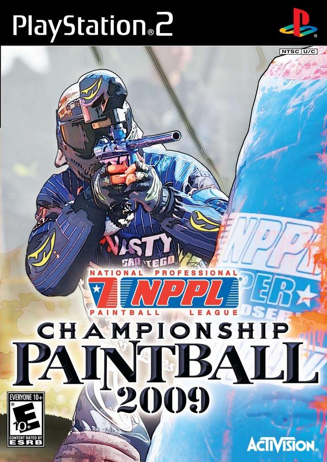 Championship Paintball 2009 09