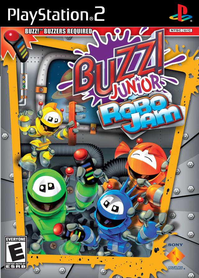 Buzz! Junior: Robo Jam