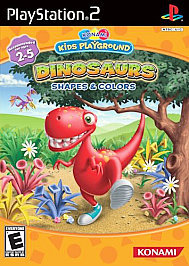 Dinosaurs: Shapes & Colors