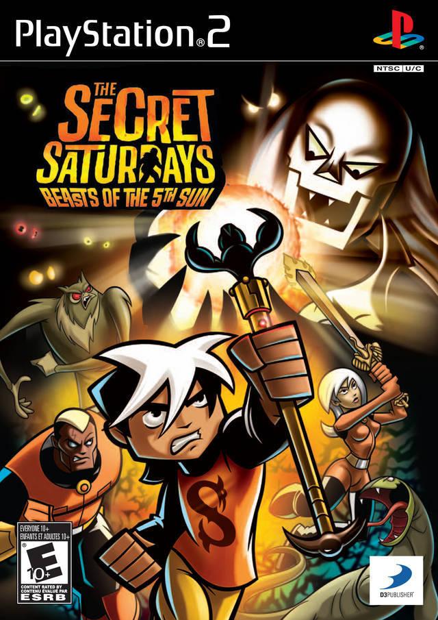 Secret Saturdays, The