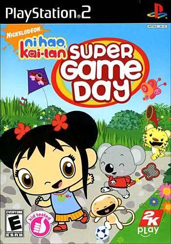 Ni Hao Kai-Lan: Super Game Day