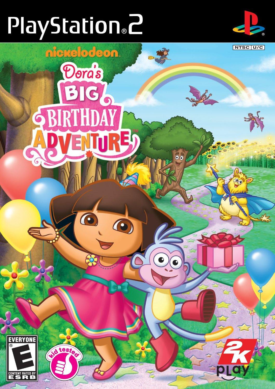 Doras Big Birthday Adventure