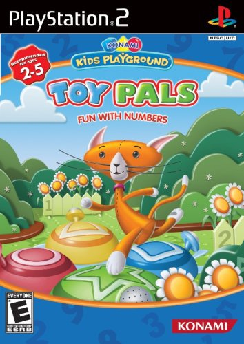 Toy Pals: Fun with Numbers