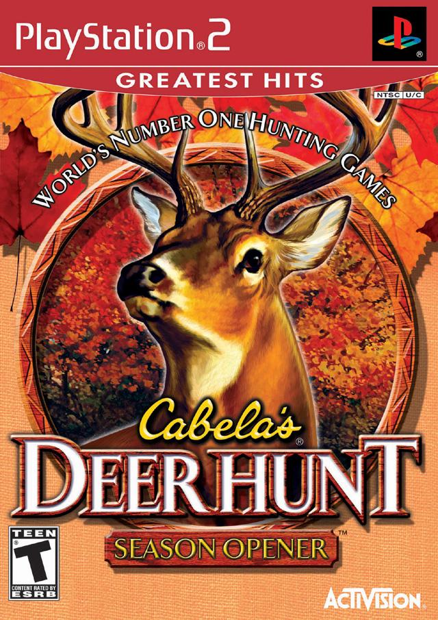 Cabela Deer Hunt