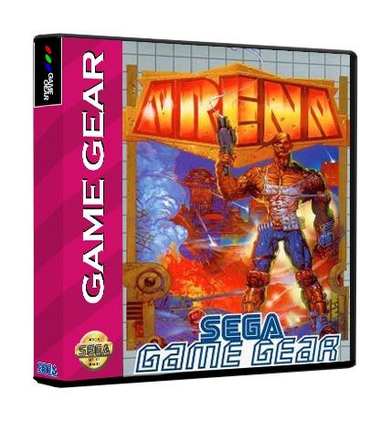 Arena Maze of Death