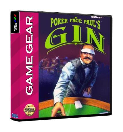 Poker Face Pauls Gin