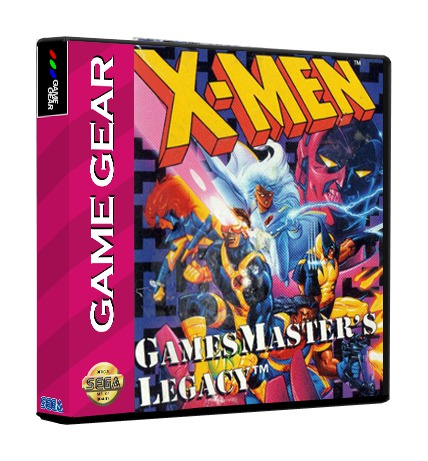 X-Men: Games Masters Legacy