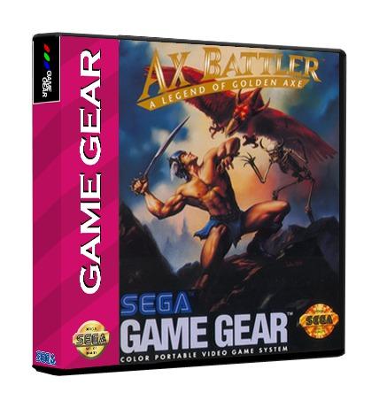 Ax Battler: A Legend of Golden