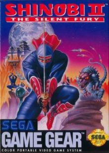 Shinobi II 2: The Silent Fury