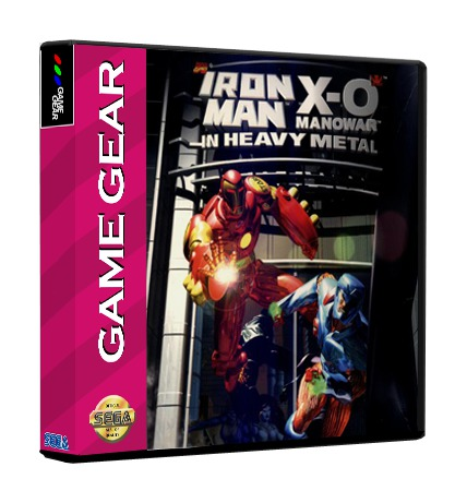 Iron Man/X-O Manowar