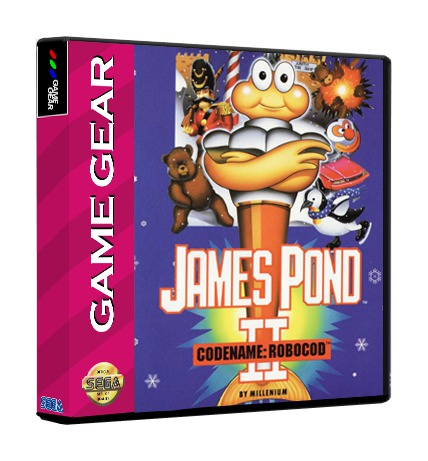 James Pond II Codename Robocod