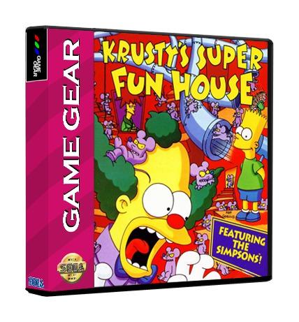 Krustys Fun House
