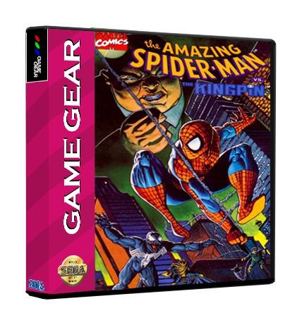 Spider-Man vs. the Kingpin