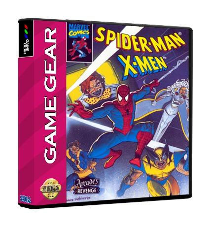 Spider-Man/X-Men