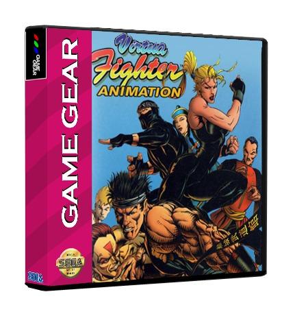 Virtua Fighter: Animation