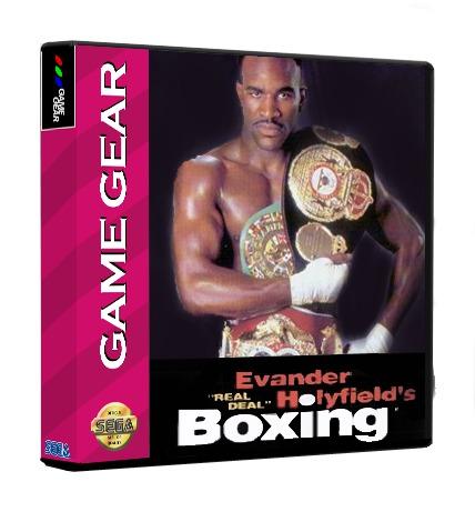 Evander Holyfields Boxing