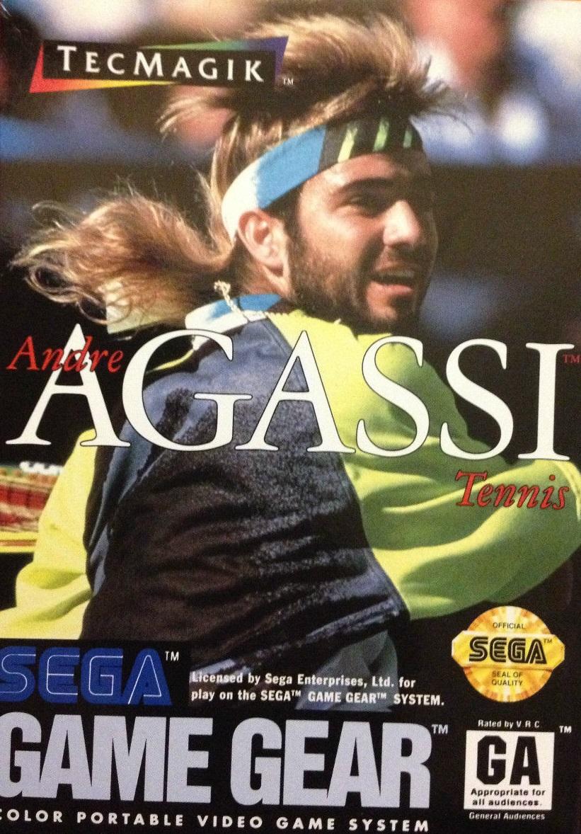Andre Agassi Tennis