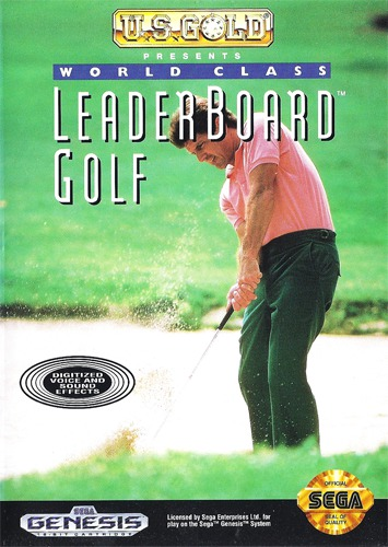 World Class LeaderBoard Golf
