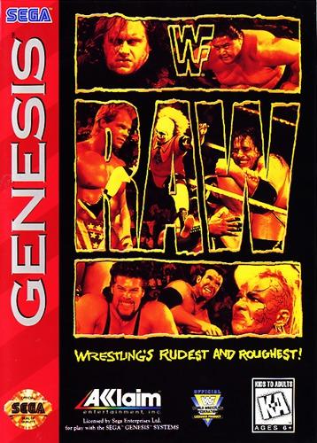 WWF: Raw