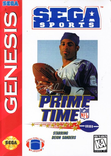 Prime Time NFL Football