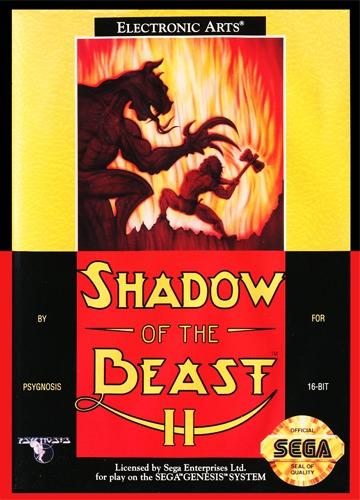 Shadow of the Beast II 2