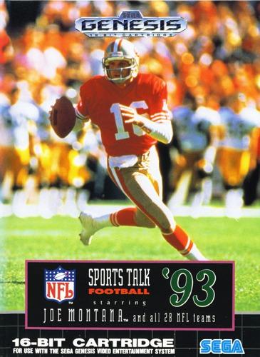 Sports Talk Football 93