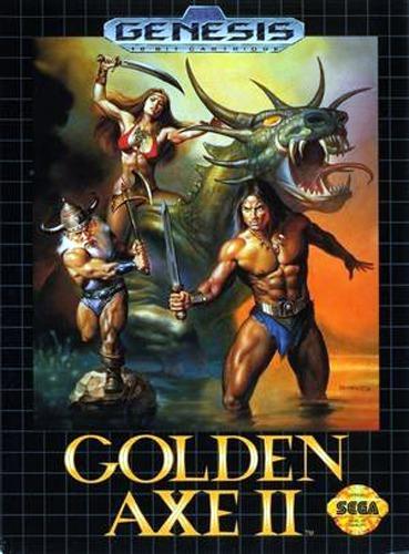 Golden Axe II 2