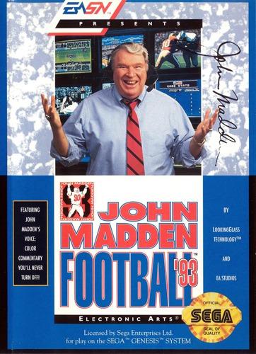 Madden NFL 93