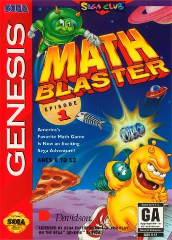 Math Blaster Episode 1