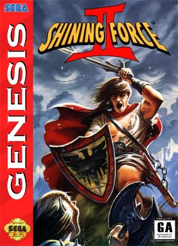 Shining Force II 2
