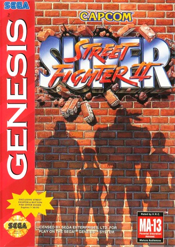 Super Street Fighter II 2