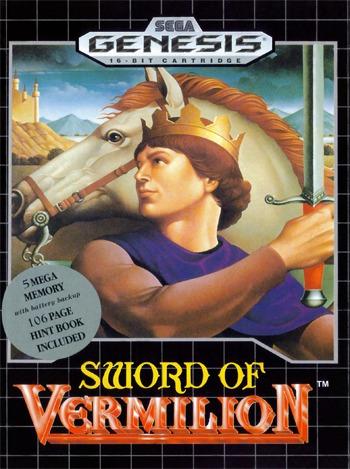 Sword of Vermilion
