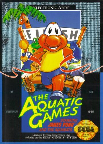 Aquatic Games w/ James Pond