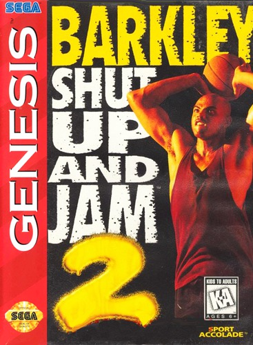 Barkley: Shut up and Jam! 2