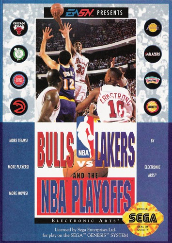 Bulls Vs. Lakers: NBA Playoffs
