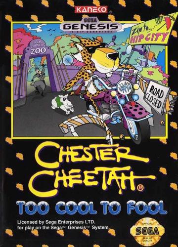 Chester Cheetah