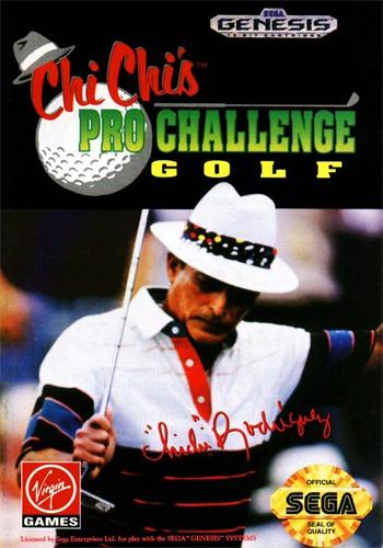 Chi Chis Pro Challenge Golf