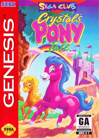 Crystals Pony Tale