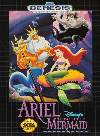 Disneys Ariel: Little Mermaid
