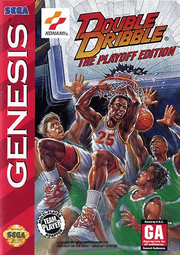 Double Dribble Playoff Edition
