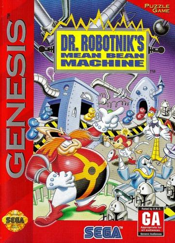 Dr Robotniks Mean Bean Machine