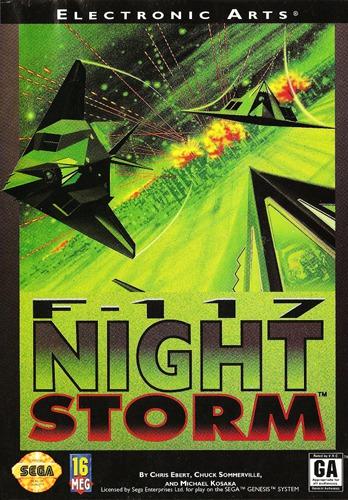 F117 Night Storm