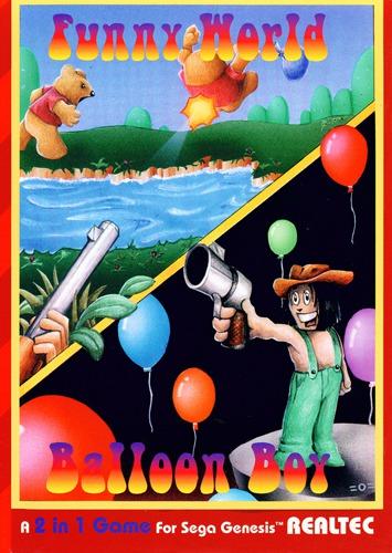 Funny World/Balloon Boy