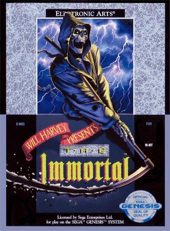 Immortal, The